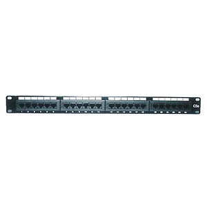 Patch Panel- Unshielded